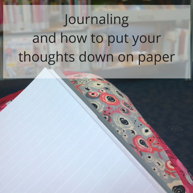Journalingand how to put your thoughts down (1)