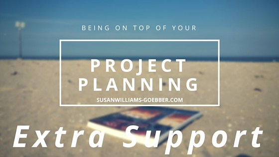 extra Project planning