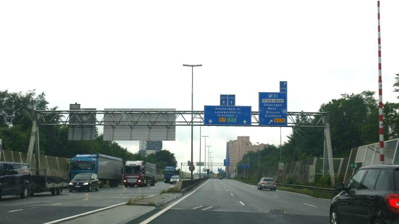 THe drive to Hoööand