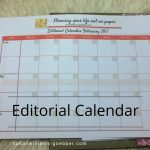 2017 Editorial-Calendar Need a place to plan out your blog posts?? Social media content? Your next book? Or even Youtube videos..... https://gum.co/LQyb