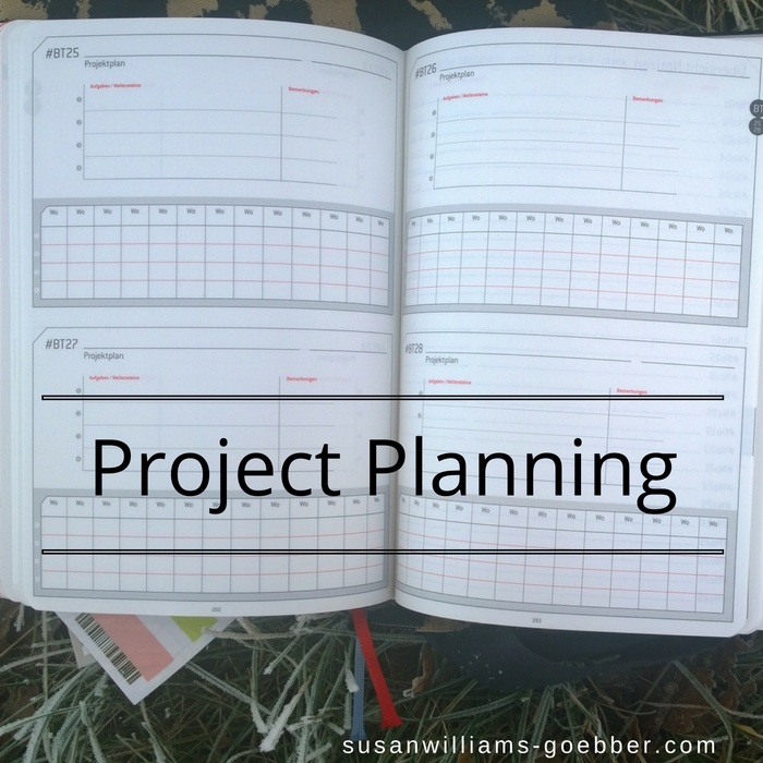 weekview-business-project planning page