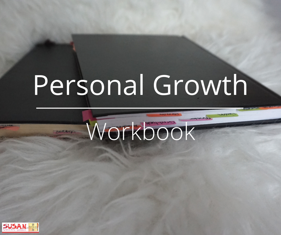 Personal growth work book and how to make one